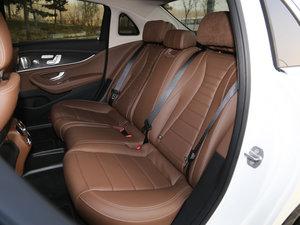 2017款E 200L 4MATIC 运动型 后排座椅