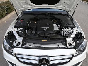 2017款E 200L 4MATIC 运动型 发动机