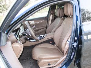 2017款E 200L 4MATIC 前排座椅