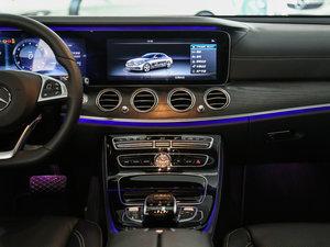 2017款E 300L 运动时尚型 中控台