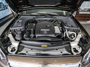2017款E 300L 运动时尚型 发动机