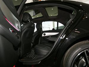 2017款改款 E 300 运动型 后排空间
