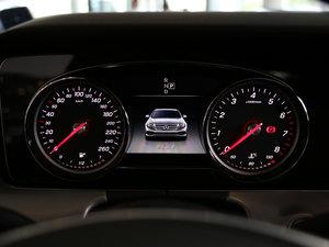 2017款改款 E 300 运动型 仪表
