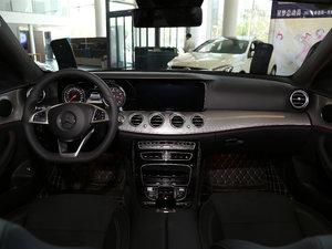 2017款改款 E 300 运动型 全景内饰