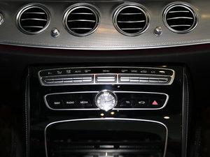 2017款改款 E 300 运动型 空调调节