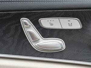 2017款E 200L 4MATIC 运动型 座椅调节