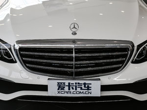 2017款E 300L 豪华型 中网