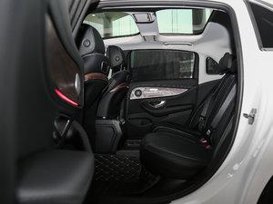 2017款E 300L 豪华型 后排空间