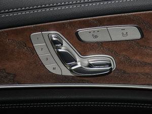 2017款E 300L 豪华型 座椅调节