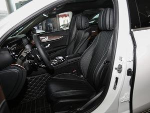 2017款E 300L 豪华型 前排座椅