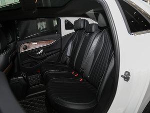 2017款E 300L 豪华型 后排座椅