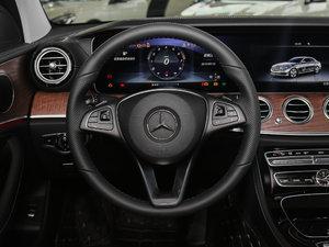 2017款E 300L 豪华型 方向盘