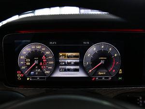 2017款E 300L 豪华型 仪表