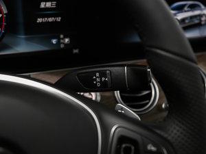 2017款E 300L 豪华型 变速挡杆