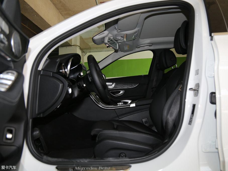 2017款奔驰C级改款 C 200 L 4MATIC 运动版