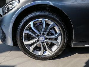 2017款改款 C 180 L 时尚型 轮胎