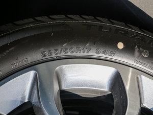 2017款改款 C 180 L 时尚型 轮胎尺寸