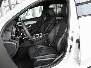2017款改款 C 200 4MATIC 运动版 前排座椅