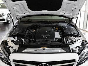 2017款改款 C 200 4MATIC 运动版 发动机