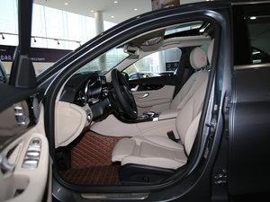 2017款改款 C 180 L 运动动感型 前排空间