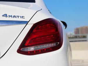 2017款改款 C 200 L 4MATIC 运动版 尾灯