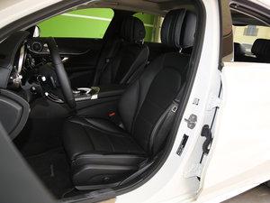 2017款改款 C 200 L 4MATIC 运动版 前排座椅