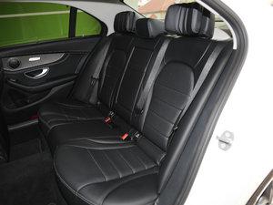 2017款改款 C 200 L 4MATIC 运动版 后排座椅