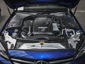 2017款改款 C 200 运动版 发动机