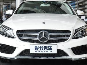 2017款改款 C 180 L 运动时尚型 中网