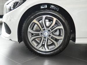 2017款改款 C 180 L 运动时尚型 轮胎