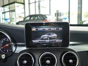 2017款改款 C 180 L 运动时尚型 中控台显示屏