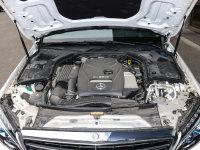 其它奔驰C级混动发动机