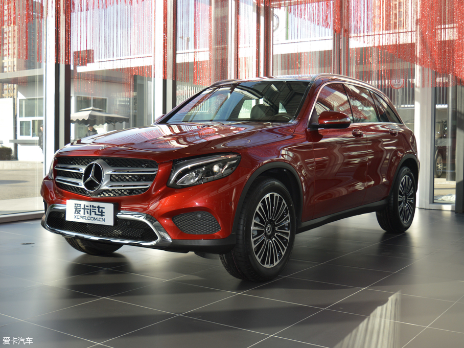 2018款奔驰GLC GLC 200 4MATIC