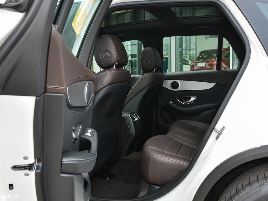 2018款奔驰GLC级改款 GLC 200 4MATIC