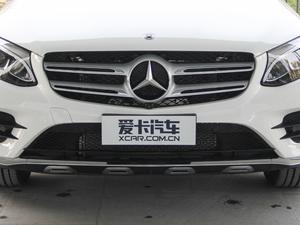 2018款GLC 260 4MATIC 豪华型 中网