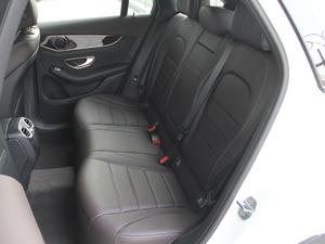 2018款GLC 260 4MATIC 豪华型 后排座椅