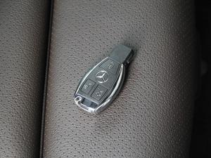 2018款GLC 260 4MATIC 豪华型 钥匙