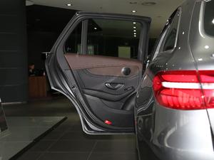 2018款GLC 300 4MATIC 豪华型 后车门