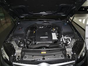 2018款GLC 300 4MATIC 豪华型 发动机
