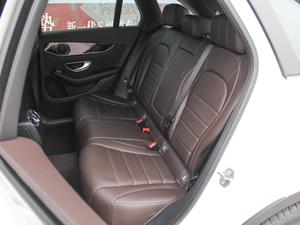 2018款GLC 260 4MATIC 动感型 后排座椅