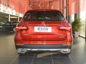2018款GLC 200 4MATIC 纯后