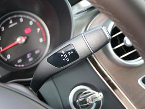 2018款GLC 300 4MATIC 动感型 变速挡杆
