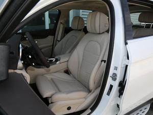 2018款改款 GLC 300 4MATIC 动感型 前排座椅