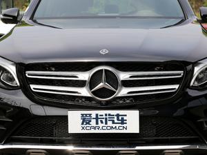 2018款改款 GLC 260 4MATIC 豪华型 中网