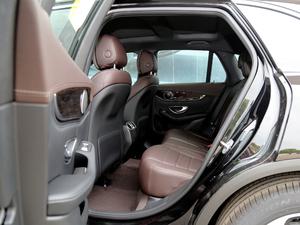 2018款改款 GLC 260 4MATIC 豪华型 后排空间