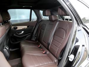 2018款改款 GLC 260 4MATIC 豪华型 后排座椅
