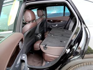 2018款改款 GLC 260 4MATIC 豪华型 后排座椅放倒