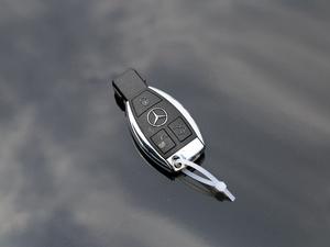 2018款改款 GLC 260 4MATIC 豪华型 钥匙