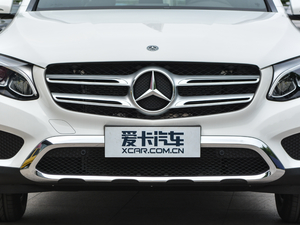 2018款改款 GLC 200 4MATIC 中网