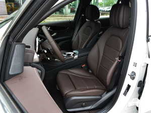 2018款改款 GLC 260 4MATIC 动感型 前排座椅